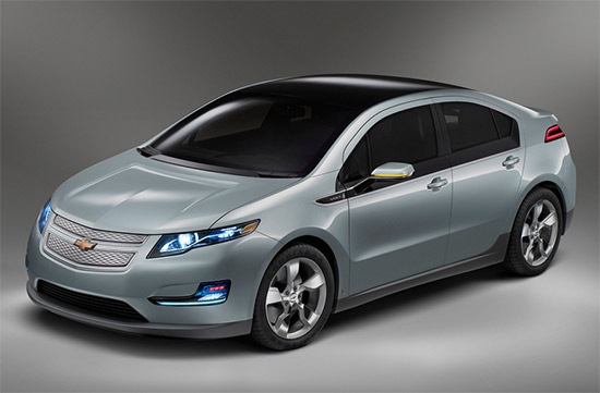 volt-electric-car