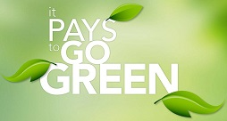 go green in peterborough again